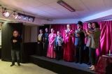 Das Ensemble nach der Aufführung